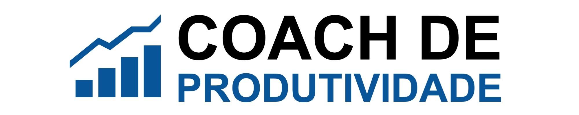Coach de Produtividade - Aumente a sua produtividade pessoal